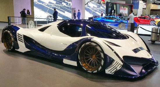 Devel Sixteen Production 550x300