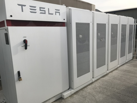 Tesla Hybrid Battery - MAT Foundry