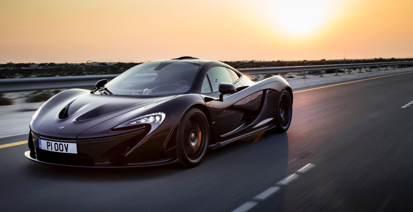 5 Automotive Innovations in McLarens P1   MAT Foundry Blog