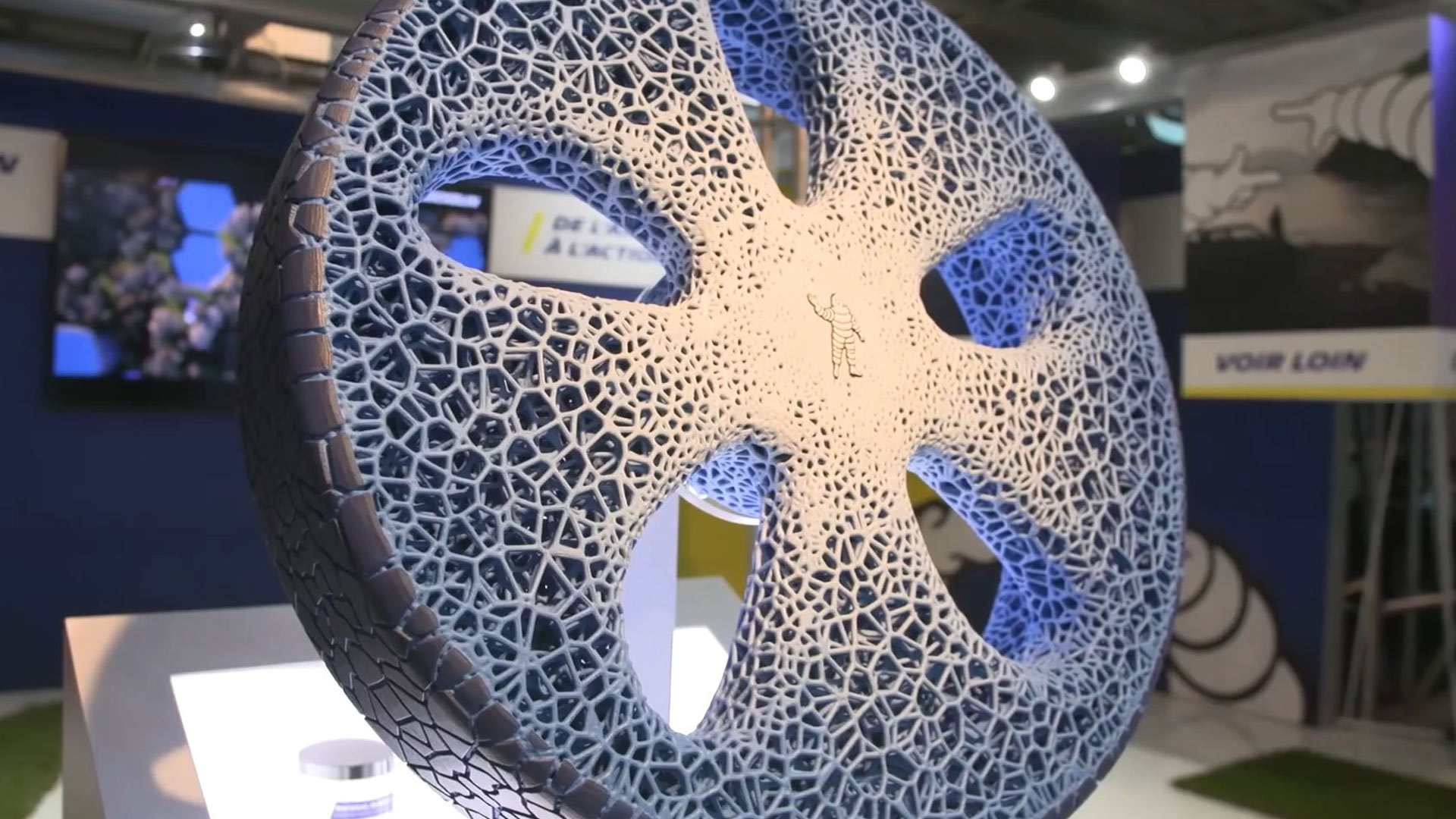 Michelin Airless Tyre Concept