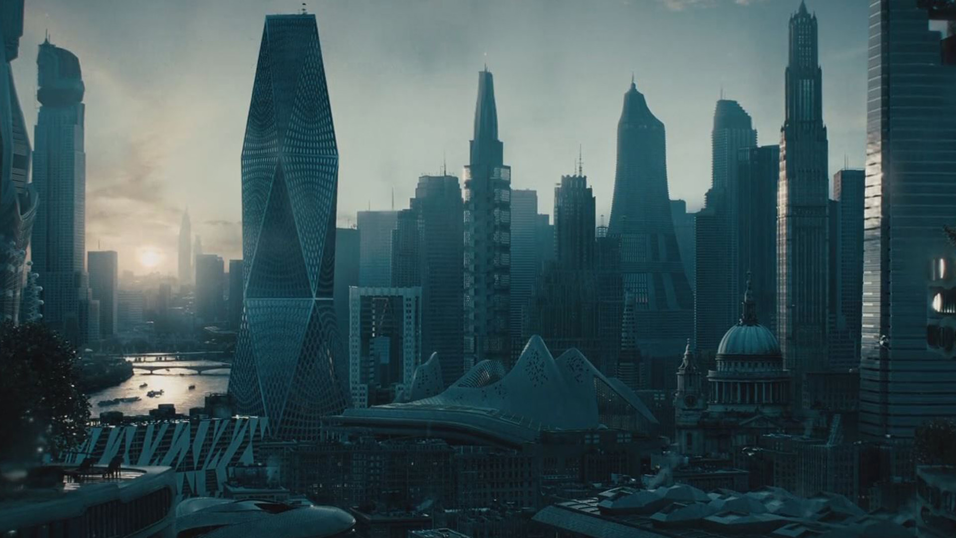 London from Star Trek Into Darkness