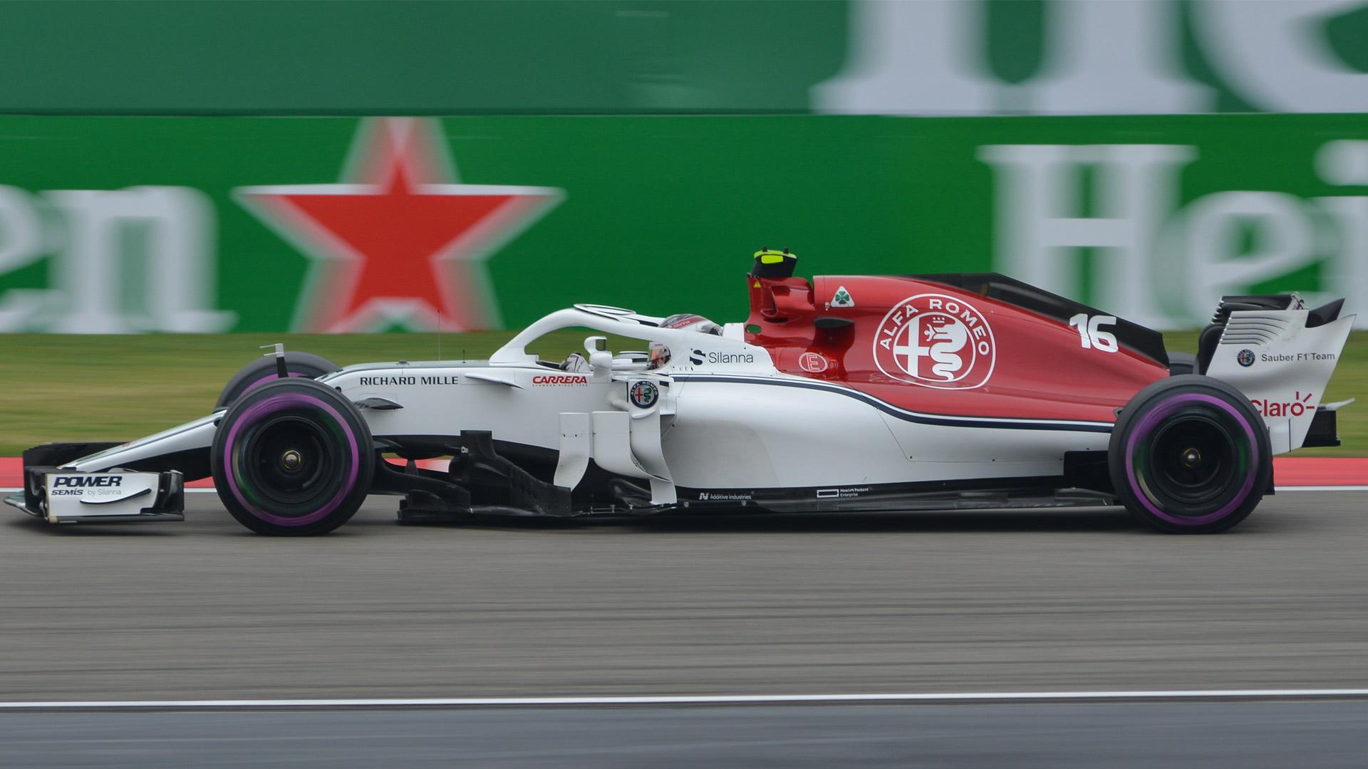 Alfa Romeo Return To F1