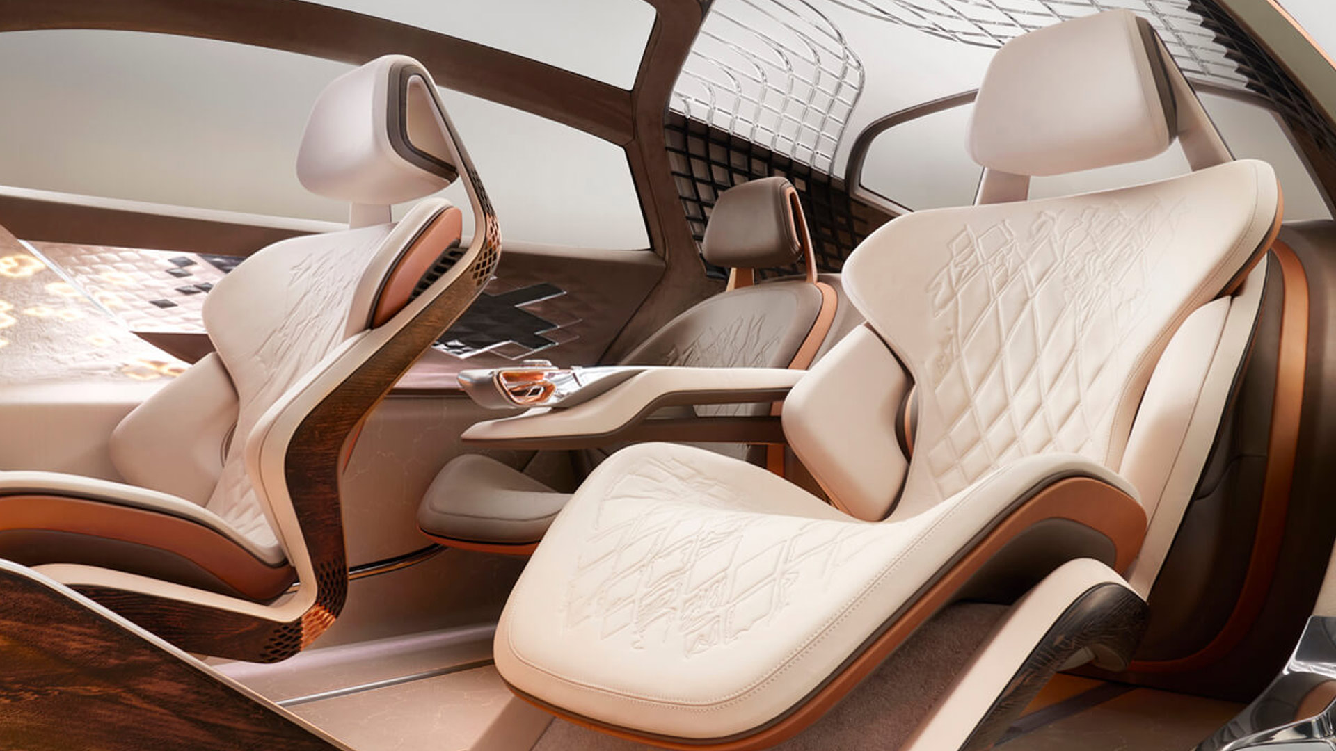 Bently XP 100 Interior - MAT Foundry