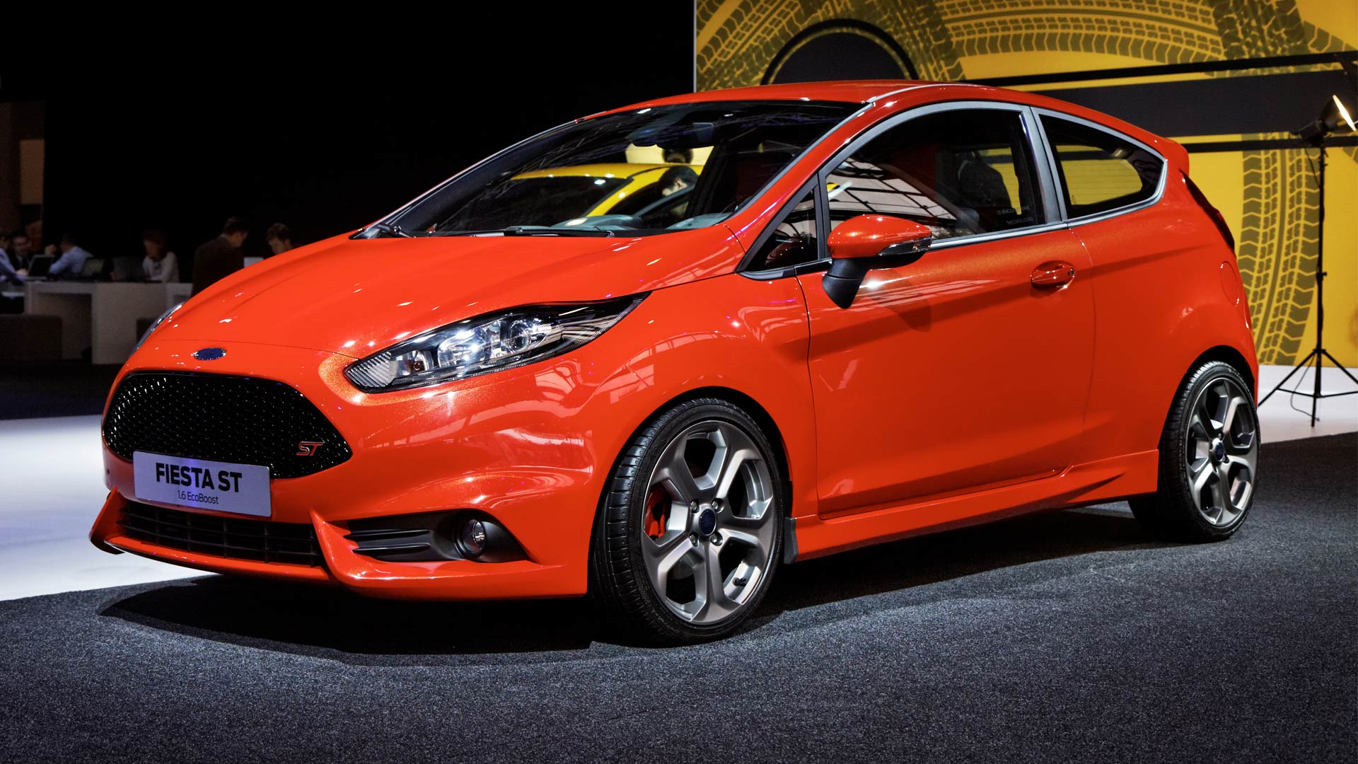 Ford Fiesta - MAT Foundry