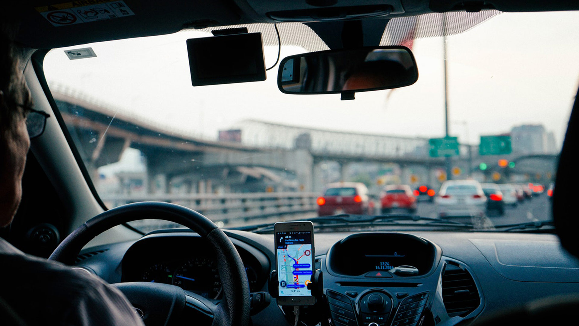 Smart Phones In Cars - MAT Foundry