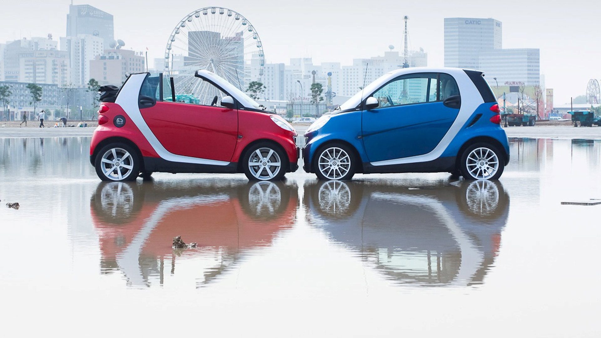 Smart ForTwo Cabrio - MAT Foundry